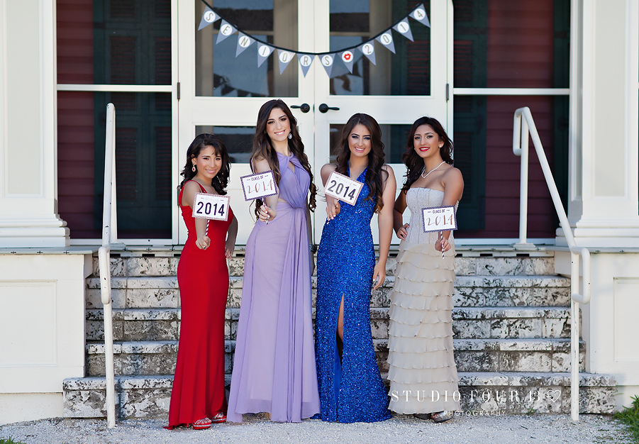 Senior Prom Props Miami Photography